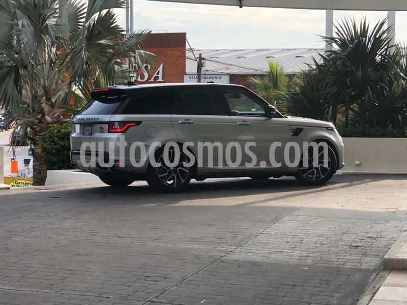 Land Rover Range Rover Sport HSE 3.0 Dynamic usado (2019) color Plata precio $1,250,000