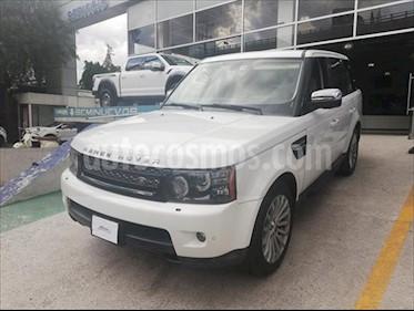 Land Rover Range Rover Sport 5P HSE V8/5.0 AUT usado (2013) color Blanco precio $394,900