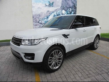 Land Rover Range Rover Sport Supercharged usado (2014) color Blanco precio $769,000