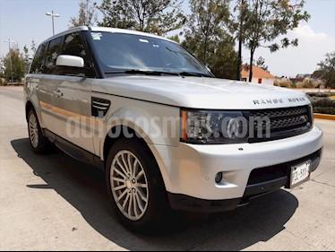 Land Rover Range Rover Sport HSE usado (2013) color Plata precio $390,000