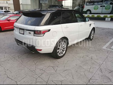 Land Rover Range Rover Sport Supercharged usado (2014) color Blanco precio $890,000