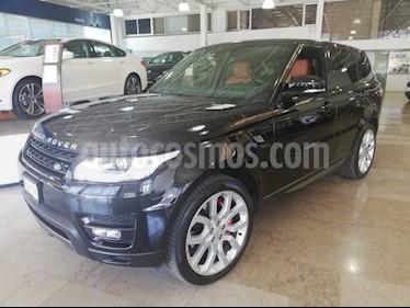 Foto venta Auto usado Land Rover Range Rover Sport Supercharged (2016) color Negro precio $1,269,900