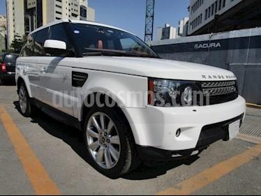 Foto venta Auto Seminuevo Land Rover Range Rover Sport Supercharger (2013) color Blanco Fuji precio $395,000