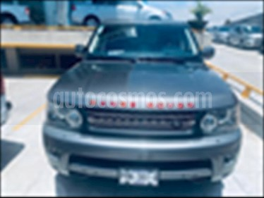 Foto Land Rover Range Rover 5P HSE SPORT AUT usado (2010) color Gris Oscuro precio $359,000