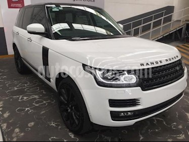 Foto Land Rover Range Rover 5p Vogue SE V8/5.0/T Aut usado (2015) color Blanco precio $1,649,000