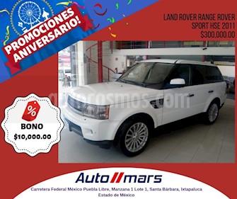 Foto venta Auto usado Land Rover Range Rover HSE Sport  (2011) color Blanco precio $300,000
