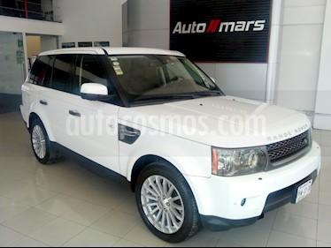 Foto venta Auto usado Land Rover Range Rover HSE Sport  (2011) color Blanco precio $340,000