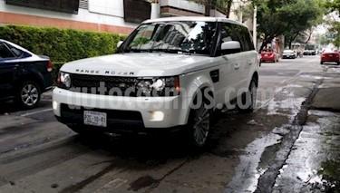 Foto venta Auto usado Land Rover Range Rover HSE Sport  (2011) color Blanco precio $550,000