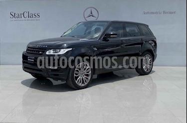 Land Rover Range Rover Supercharger usado (2014) color Negro precio $729,900