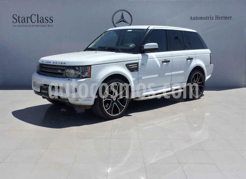 Land Rover Range Rover SC Autobiography usado (2011) color Blanco precio $399,900