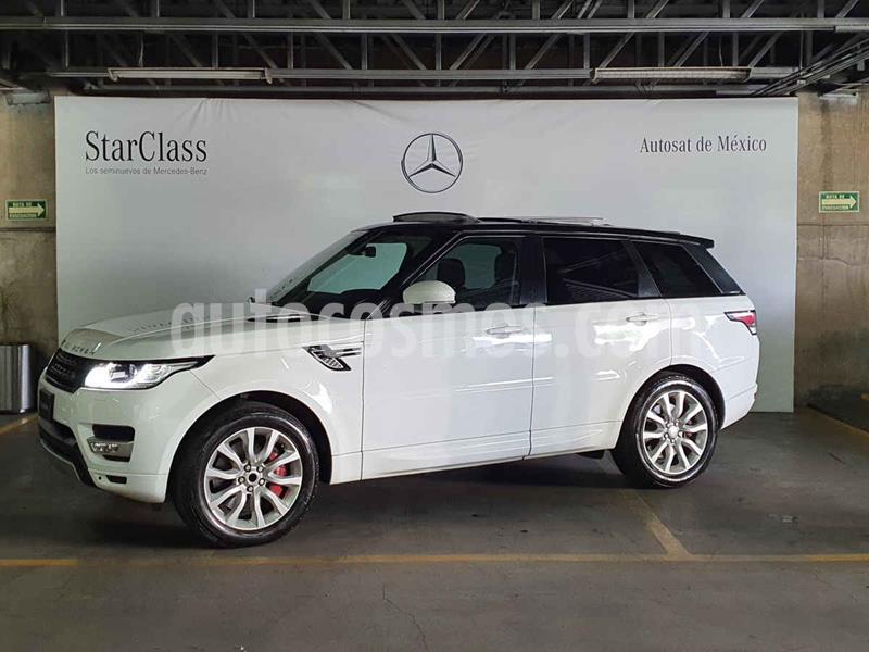 Land Rover Range Rover SC usado (2014) color Blanco precio $749,000