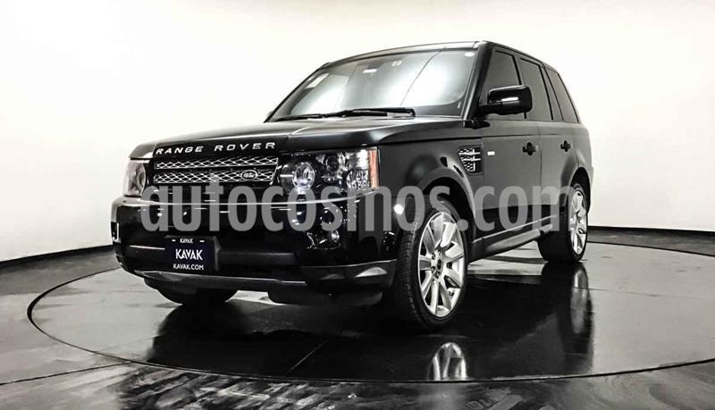 Land Rover Range Rover Supercharger usado (2013) color Negro precio $494,999