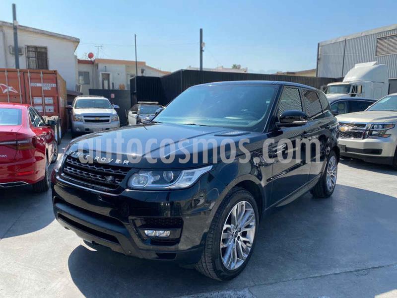 Land Rover Range Rover HSE P360 MHEV usado (2014) color Negro precio $619,800