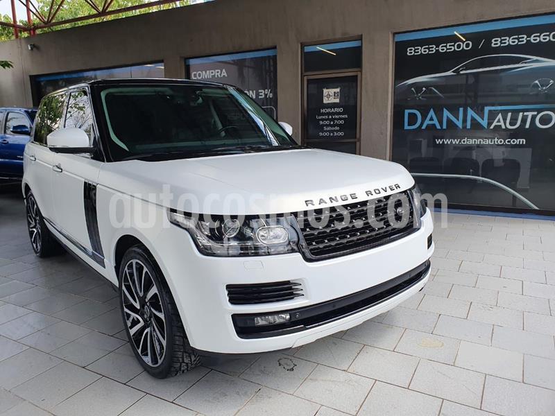 Land Rover Range Rover Vogue SE usado (2014) color Blanco precio $1,099,000
