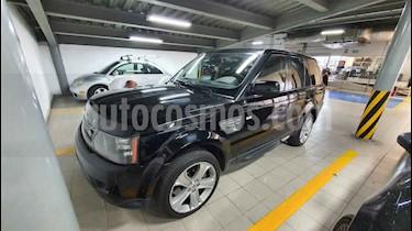 Land Rover Range Rover Supercharged usado (2010) color Negro precio $240,000