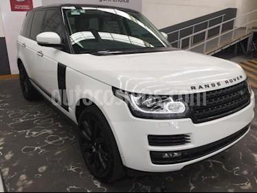 Land Rover Range Rover 5P VOGUE SE V8/5.0/T AUT usado (2015) color Blanco precio $1,614,000