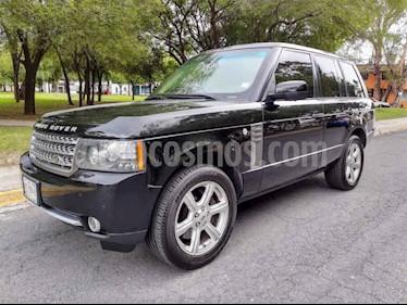 Land Rover Range Rover SC Autobiography usado (2011) color Negro precio $360,000