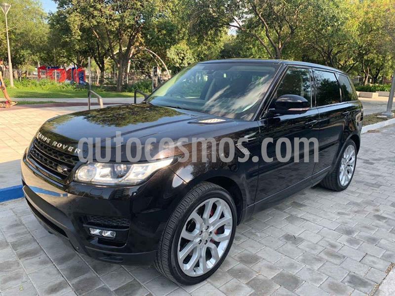 Land Rover Range Rover SC Sport  usado (2014) color Negro precio $699,900