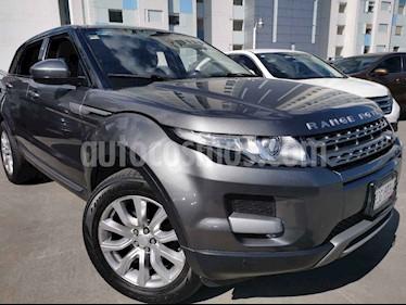Land Rover Range Rover 5p Pure Tech usado (2015) color Gris precio $385,000
