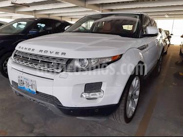 Land Rover Range Rover 5p Prestige usado (2012) color Blanco precio $284,000