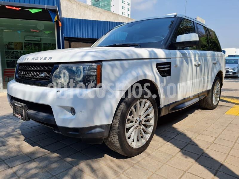 Land Rover Range Rover HSE usado (2013) color Blanco precio $503,000
