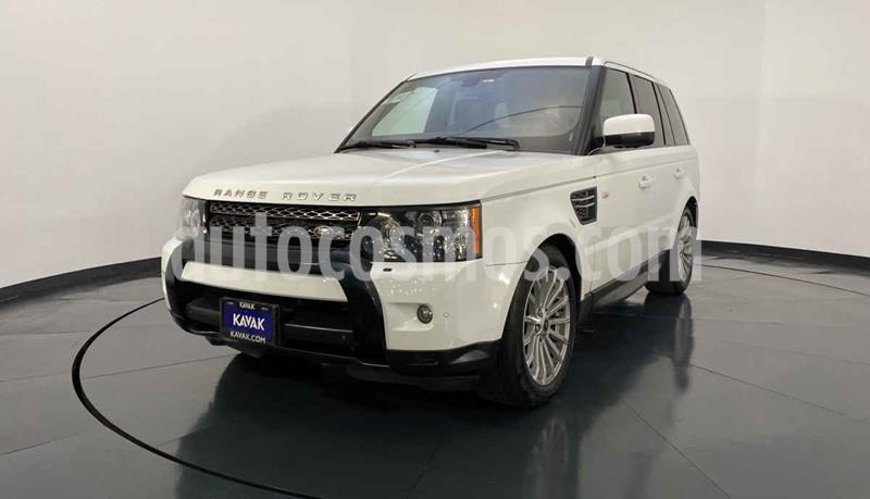 Land Rover Range Rover HSE usado (2013) color Blanco precio $402,999