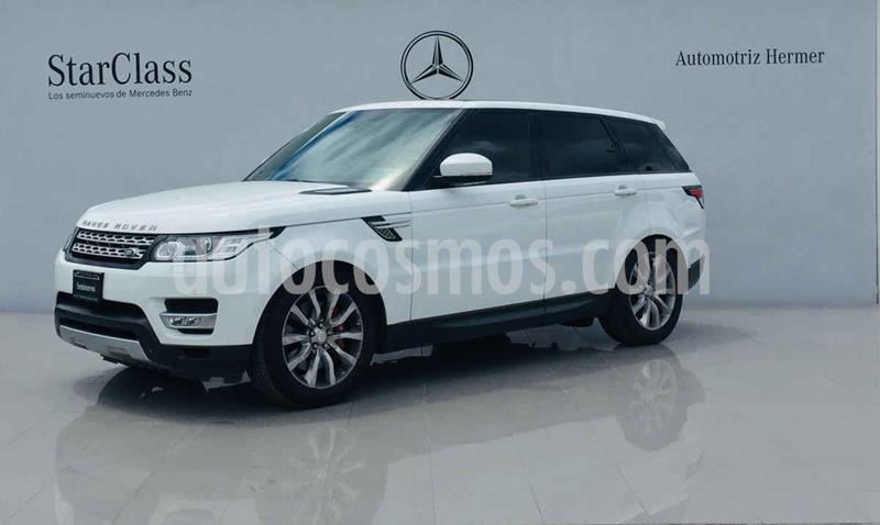 Land Rover Range Rover Supercharger usado (2014) color Blanco precio $699,900