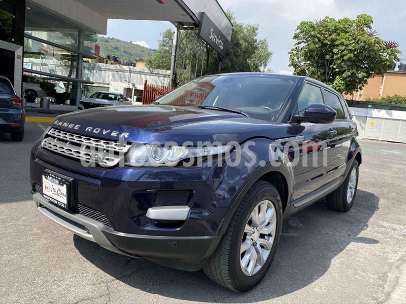 Land Rover Range Rover Pure usado (2014) color Azul precio $349,000