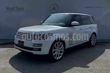 Land Rover Range Rover Vogue SE usado (2015) color Blanco precio $1,299,900