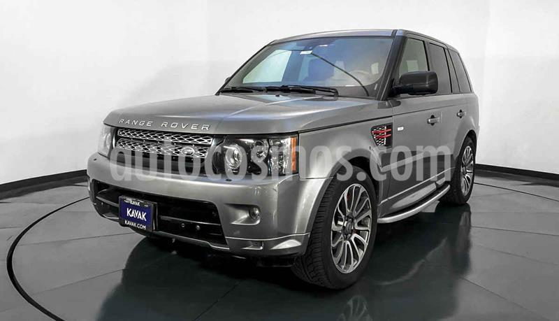 Land Rover Range Rover Supercharger usado (2013) color Gris precio $489,999