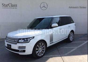 Foto venta Auto usado Land Rover Range Rover SC Sport  (2015) color Blanco precio $1,469,900