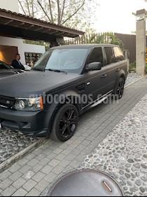 Foto venta Auto usado Land Rover Range Rover SC (2011) color Negro precio $390,000