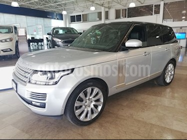 Foto venta Auto usado Land Rover Range Rover Vogue SE Supercharger (2016) color Plata precio $1,599,900