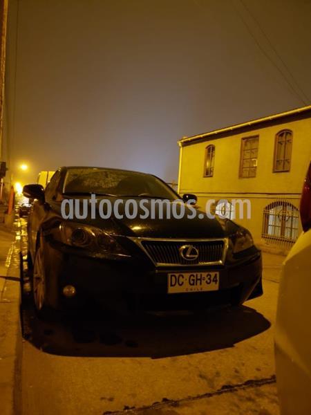 Lexus IS 300 usado (2011) color Negro precio $9.000.000