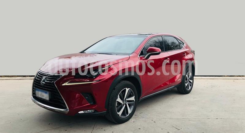 Lexus NX GS usado (2019) color Rojo precio u$s78.900