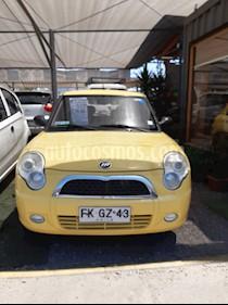 Lifan 320 1.3L EX usado (2013) color Amarillo precio $2.380.000