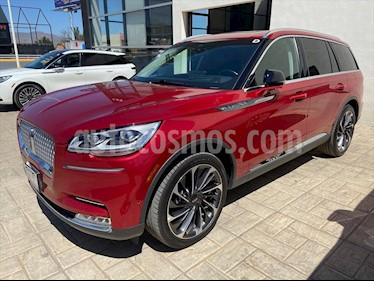 Lincoln Aviator Elija una version usado (2020) color Rojo precio $1,342,000