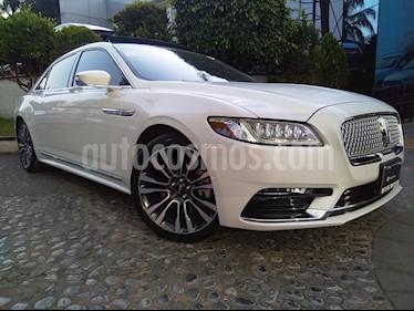 Foto venta Auto usado Lincoln Continental 3.0L (2018) color Blanco Platinado precio $995,000