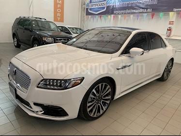 Foto venta Auto usado Lincoln Continental Aut. (2018) color Blanco precio $895,000