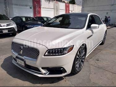 Foto venta Auto usado Lincoln Continental Aut. (2018) color Blanco precio $865,000