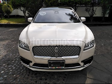 Foto Lincoln Continental Reserve usado (2018) color Blanco precio $815,000