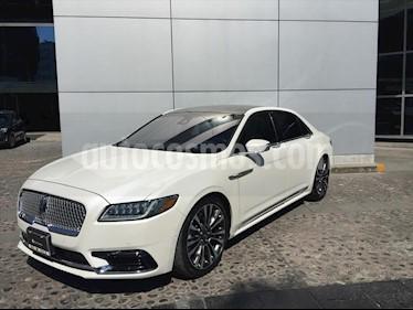 Lincoln Continental Reserve usado (2018) color Blanco precio $850,000