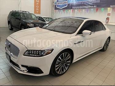 Lincoln Continental RESERVE usado (2018) color Blanco precio $750,000