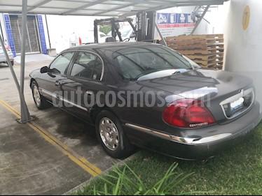 Lincoln Continental Aut. usado (1998) color Gris Oscuro precio $119,500