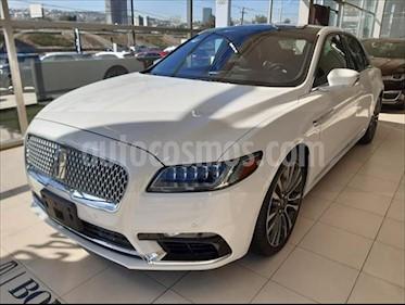 Lincoln Continental RESERVE usado (2018) color Blanco precio $979,000