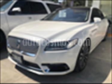 Lincoln Continental RESERVE usado (2018) color Blanco precio $920,000