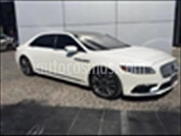 Lincoln Continental RESERVE usado (2018) color Blanco precio $970,000