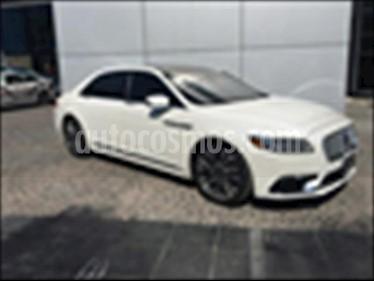 Lincoln Continental RESERVE usado (2018) color Blanco precio $980,000
