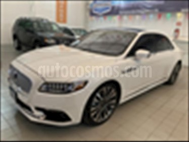 Lincoln Continental RESERVE usado (2018) color Blanco precio $865,000
