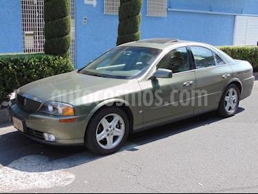 Lincoln LS 3.9L V8 Sport Premium usado (2000) color Verde Oliva precio $65,000